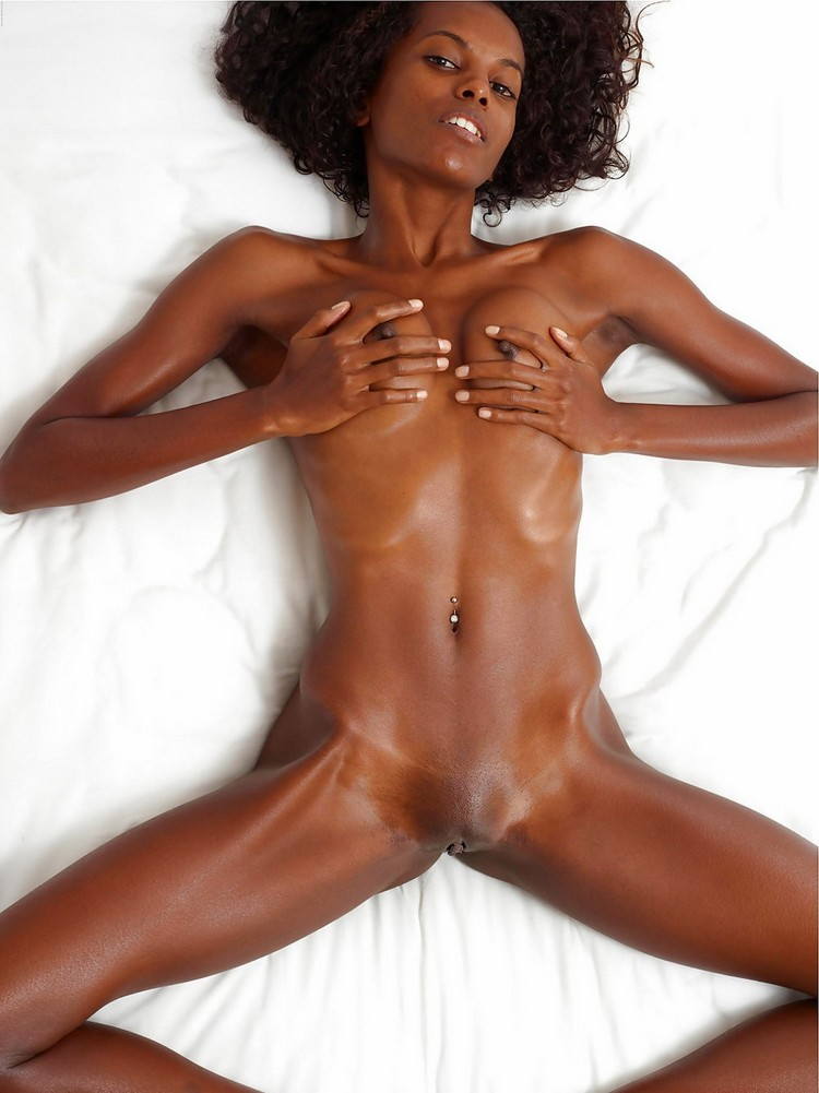 black chick hot nude