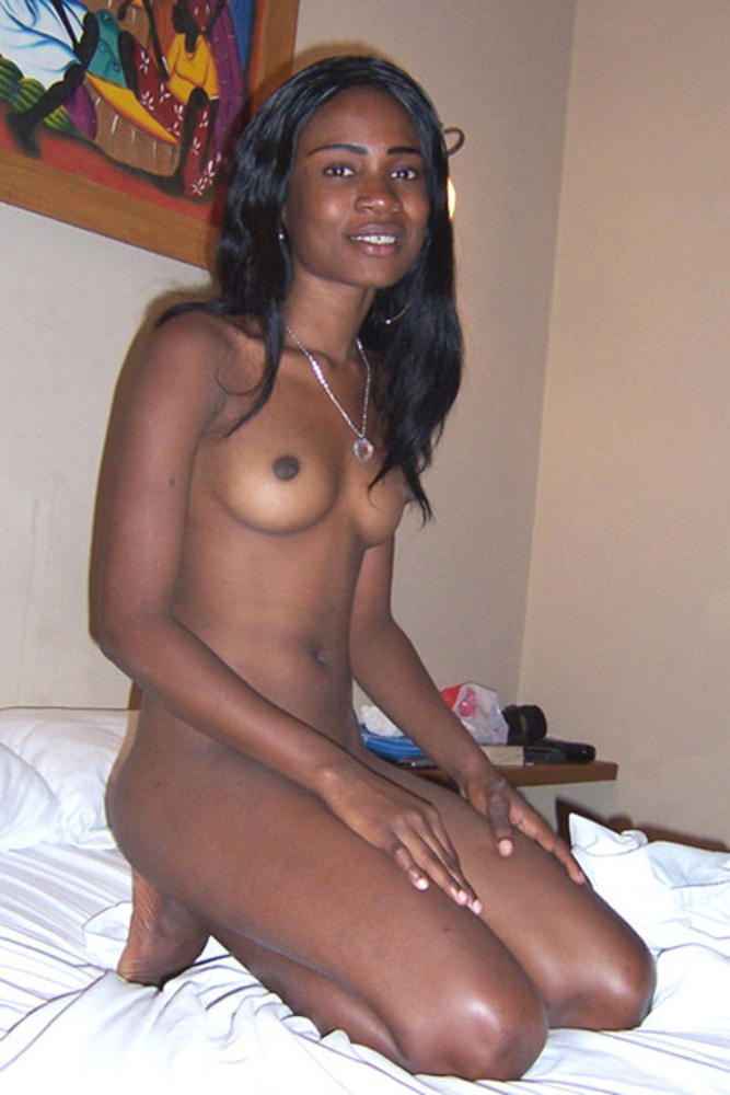 naked really hot black girls