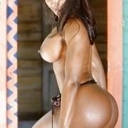 sexy black woman butt