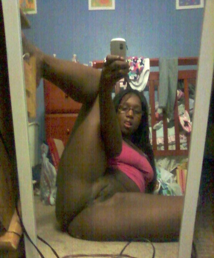 ebony girls black